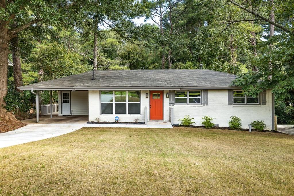 1884 Wee Kirk Road SE, Atlanta, GA 30316 - MLS#: 6786334