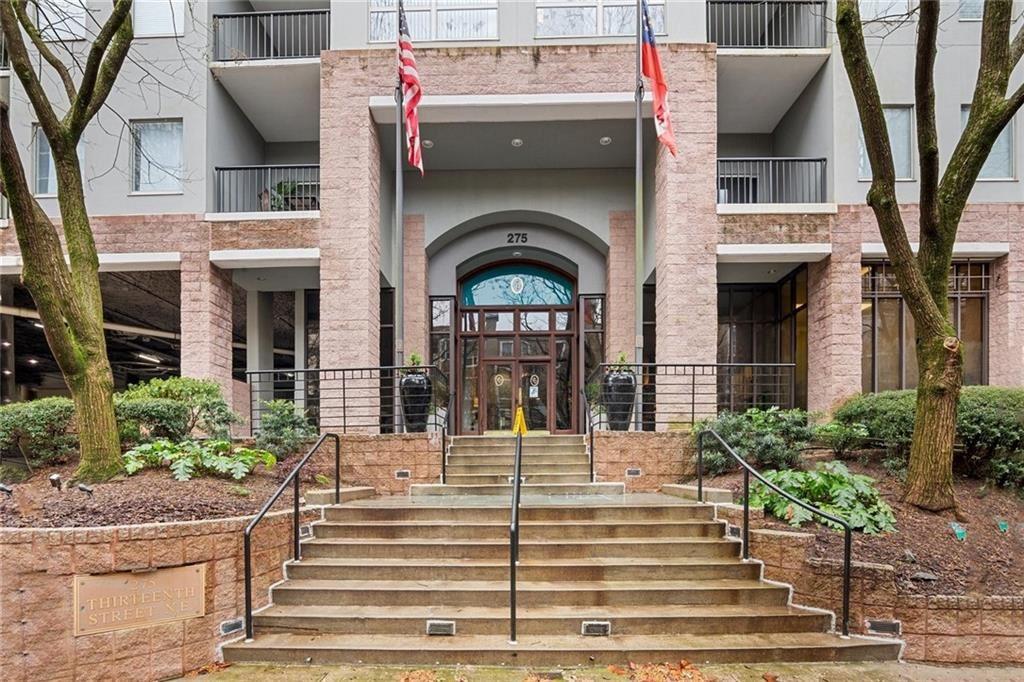 275 13th Street NE #810 UNIT 810, Atlanta, GA 30309 - MLS#: 6855336