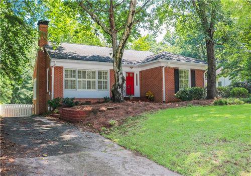 Photo of 637 Clairemont Avenue, Decatur, GA 30030 (MLS # 6919339)