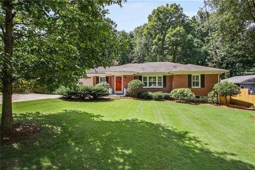 Photo of 1640 Heatherwood Drive, Decatur, GA 30033 (MLS # 6759343)