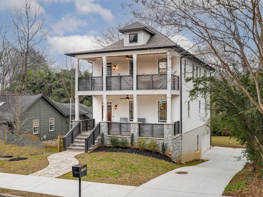 Photo of 1001 Gilbert Street SE, Atlanta, GA 30316 (MLS # 6837348)