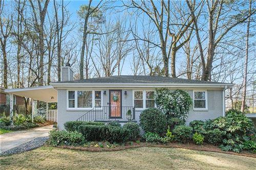 Photo of 2227 Desmond Drive, Decatur, GA 30033 (MLS # 6857355)