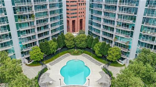 Tiny photo for 950 West Peachtree Street NW #1307, Atlanta, GA 30309 (MLS # 6798357)