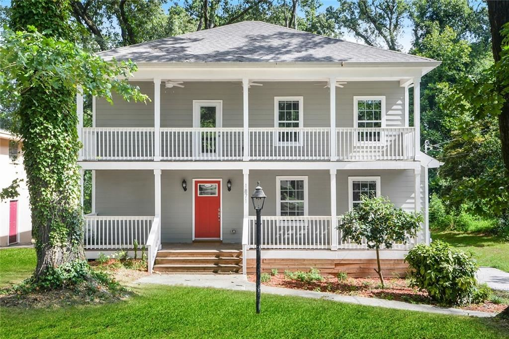 1871 Francis Avenue NW, Atlanta, GA 30318 - MLS#: 6590358