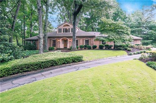 Photo of 4175 Harrogate Drive NW, Atlanta, GA 30327 (MLS # 6951359)