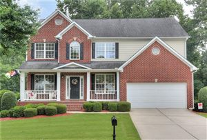 Photo of 1088 Forest Creek Drive, Canton, GA 30115 (MLS # 6588360)
