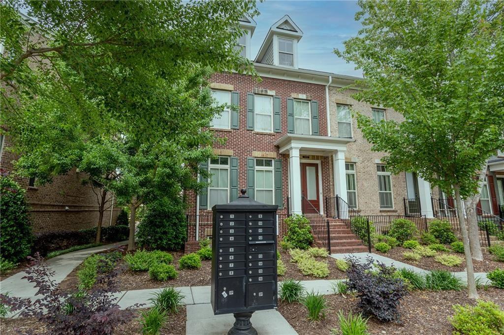123 Alderwood Hill #102 UNIT 102, Atlanta, GA 30328 - MLS#: 6855362