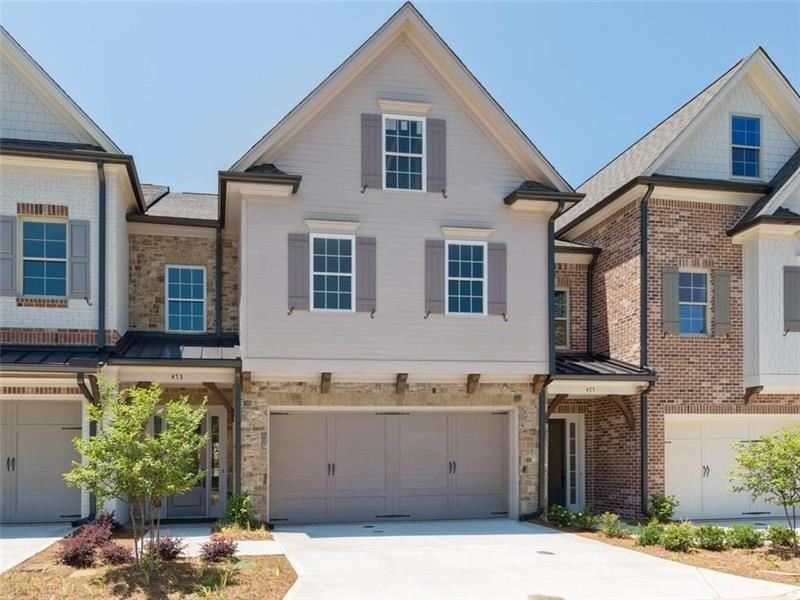 533 Springer Bend #53 UNIT 53, Marietta, GA 30060 - #: 6739364