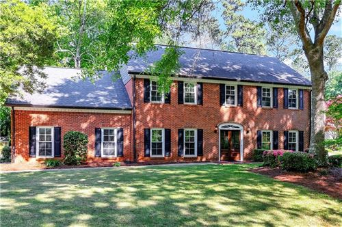 Photo of 1126 Saint Andrews Circle, Dunwoody, GA 30338 (MLS # 6873367)