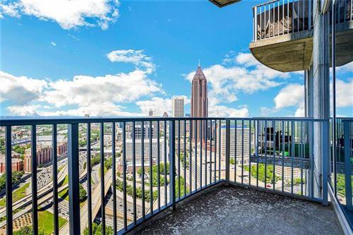 Tiny photo for 400 W PEACHTREE Street NW #3502, Atlanta, GA 30308 (MLS # 6880370)