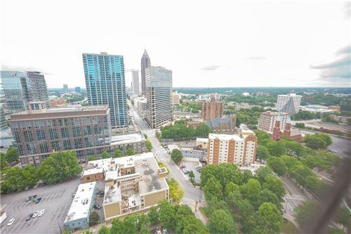 Tiny photo for 300 Peachtree Street NE #23C, Atlanta, GA 30308 (MLS # 6918370)