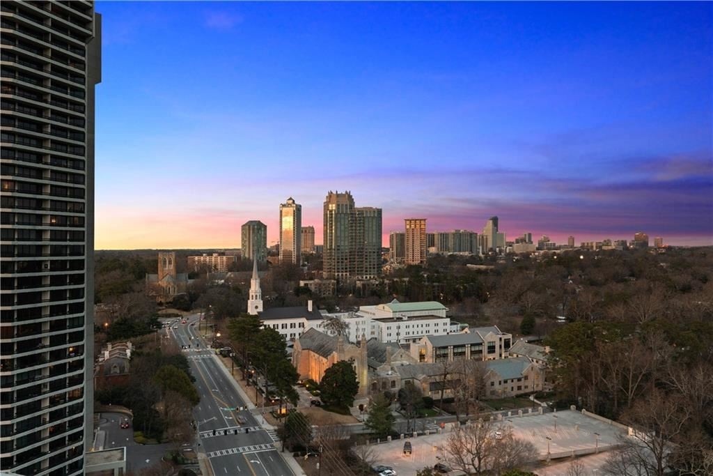 2626 Peachtree Road NW #1106 UNIT 1106, Atlanta, GA 30305 - MLS#: 6825371