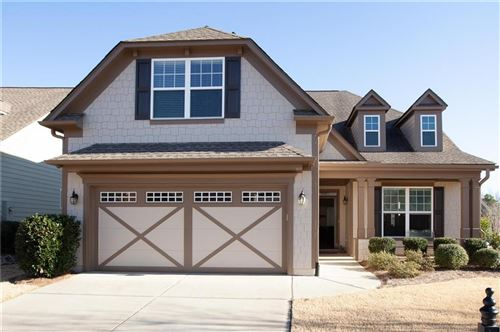 Photo of 3763 Golden Leaf Point SW, Gainesville, GA 30504 (MLS # 6849373)