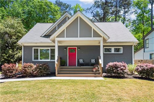 Photo of 1531 Deerwood Drive, Decatur, GA 30030 (MLS # 6876376)