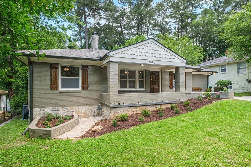 Photo of 1860 Camellia Drive, Decatur, GA 30032 (MLS # 6900376)