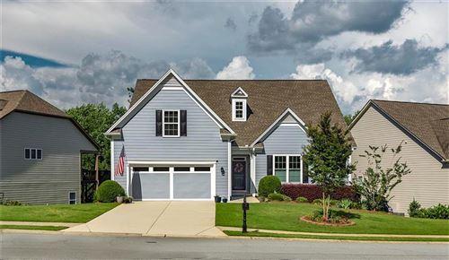 Photo of 3214 Indian Hawthorne Ridge SW, Gainesville, GA 30504 (MLS # 6896377)