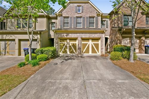 Photo of 1440 Winshire Cove #46, Alpharetta, GA 30004 (MLS # 6539384)