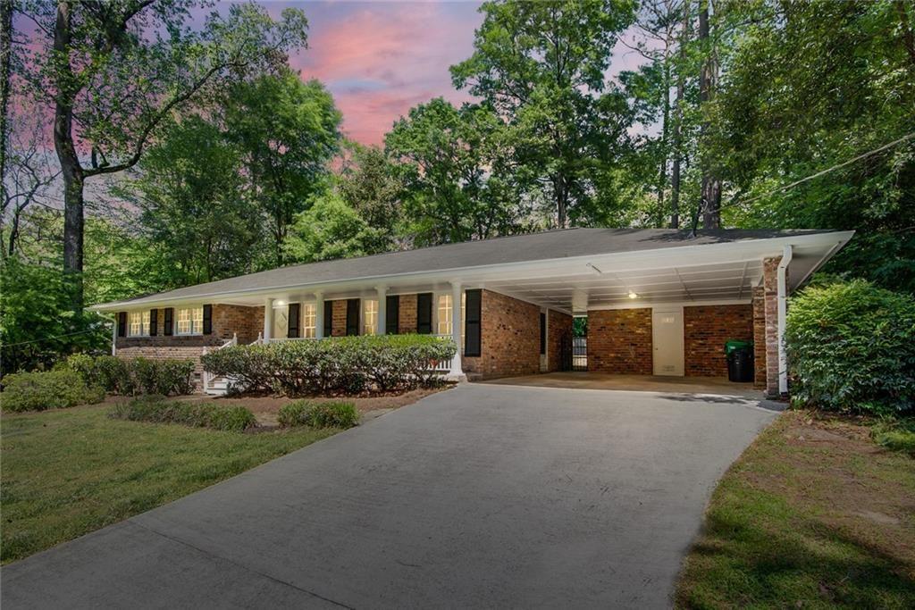 2047 Silvastone Drive NE, Atlanta, GA 30345 - MLS#: 6873386