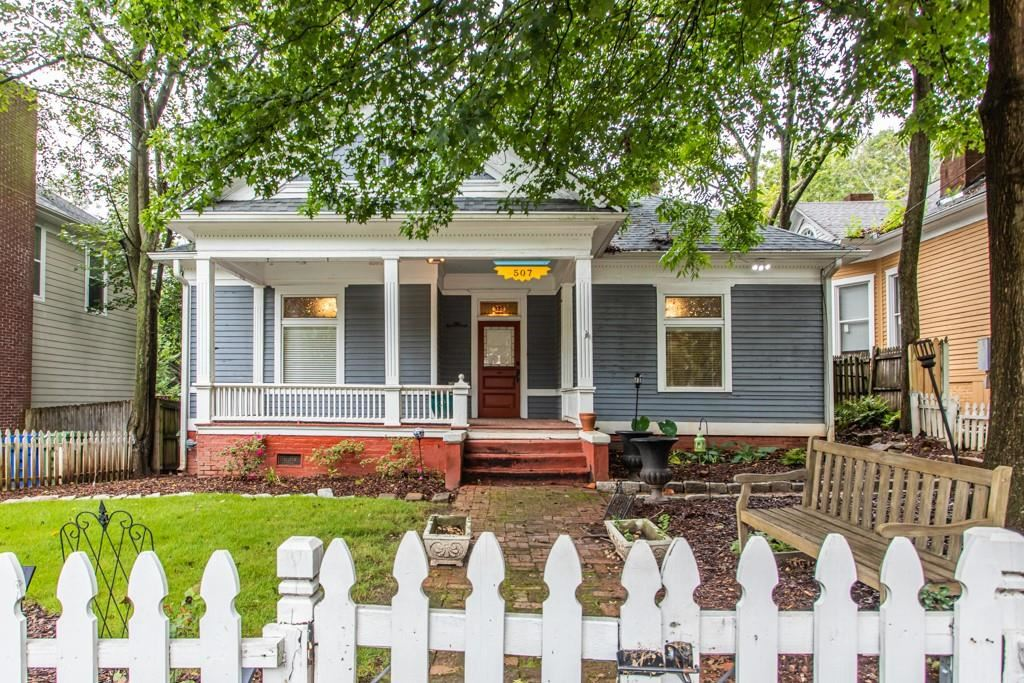 Photo of 507 Boulevard SE, Atlanta, GA 30312 (MLS # 6776387)