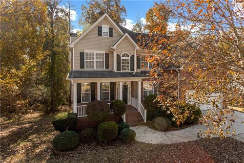 Photo of 4814 Brown Leaf Drive, Powder Springs, GA 30127 (MLS # 6647388)