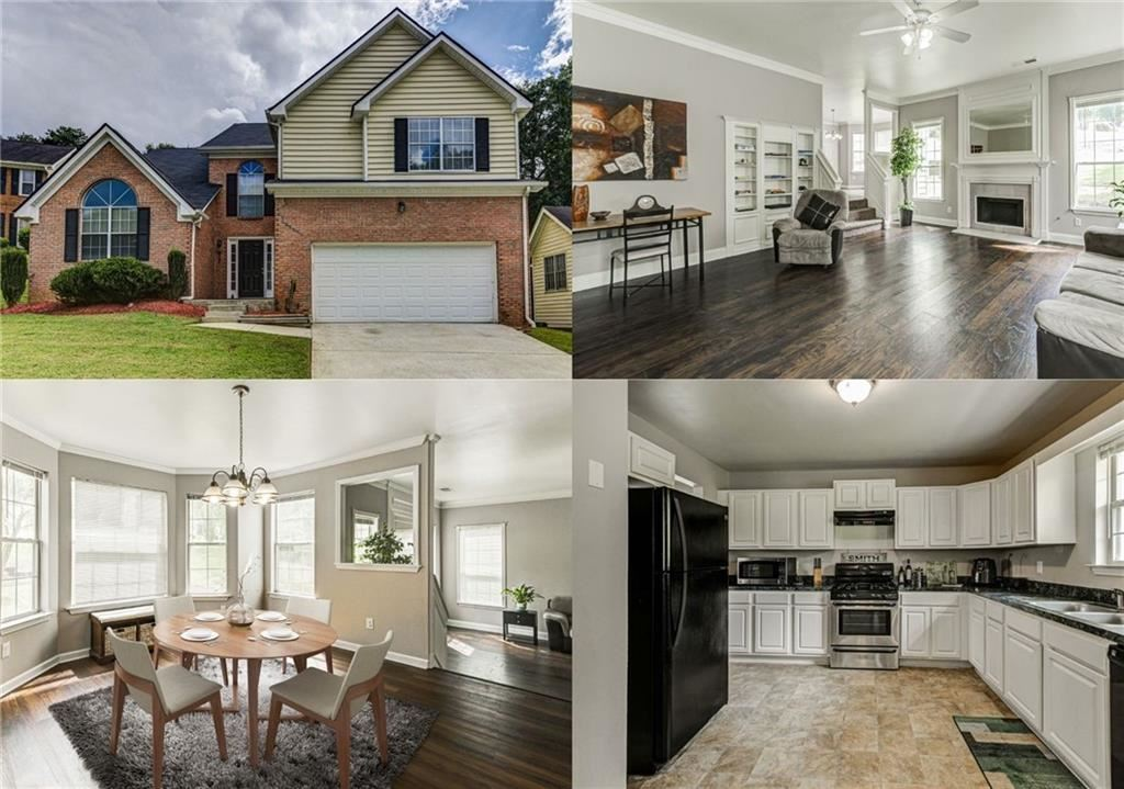954 Old Greystone Drive, Lithonia, GA 30058 - MLS#: 6782389
