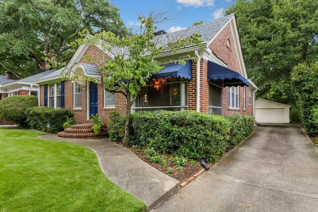 Photo of 1346 Emory Road NE, Atlanta, GA 30306 (MLS # 6762393)