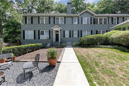 Photo of 1350 N Morningside Drive #11, Atlanta, GA 30306 (MLS # 6884394)