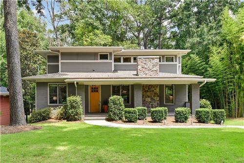 Photo of 1242 Mayfair Drive NE, Atlanta, GA 30324 (MLS # 6928394)