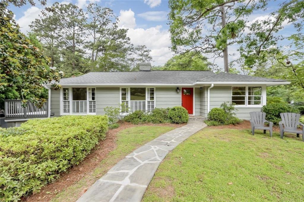 1846 Fernwood Road NW, Atlanta, GA 30318 - MLS#: 6885396