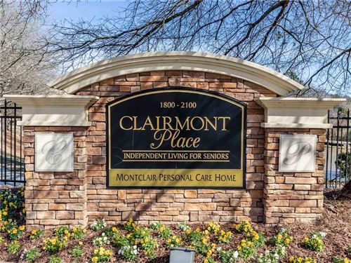 Photo of 1800 Clairmont Lake #214, Decatur, GA 30033 (MLS # 6679398)
