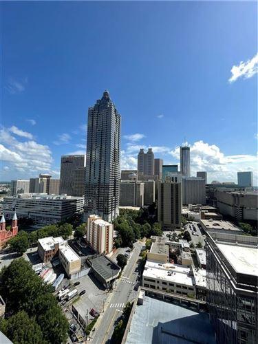 Photo of 400 W Peachtree Street #2711, Atlanta, GA 30308 (MLS # 6938400)