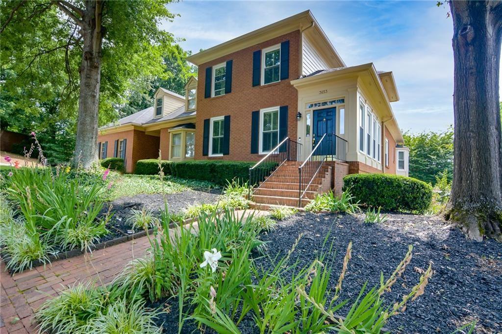 3653 Forest Hills Way, Peachtree Corners, GA 30092 - MLS#: 6894400