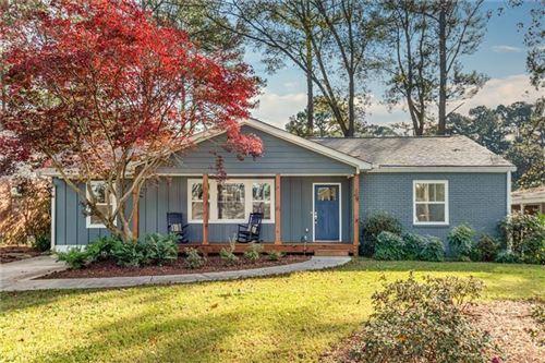Photo of 2325 Armand Road NE, Atlanta, GA 30324 (MLS # 6815403)