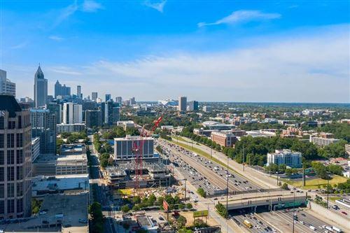 Photo of 1280 W Peachtree Street NW #3713, Atlanta, GA 30309 (MLS # 6887403)