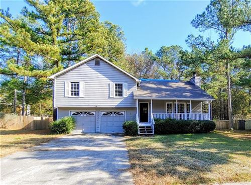 Photo of 3185 Caley Mill Drive, Powder Springs, GA 30127 (MLS # 6644404)