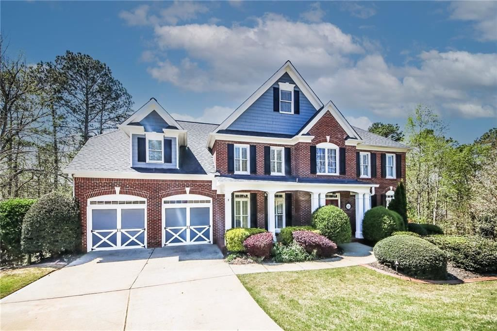 Photo of 4065 Oak Laurel Way, Alpharetta, GA 30004 (MLS # 6863405)