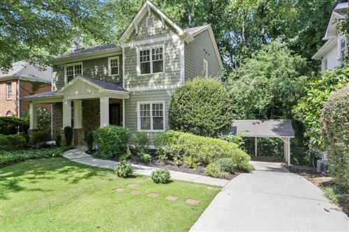 Photo of 1130 Hancock Drive, Atlanta, GA 30306 (MLS # 6916407)