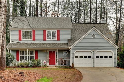 Photo of 1140 Taylor Oaks Drive, Roswell, GA 30076 (MLS # 6665409)