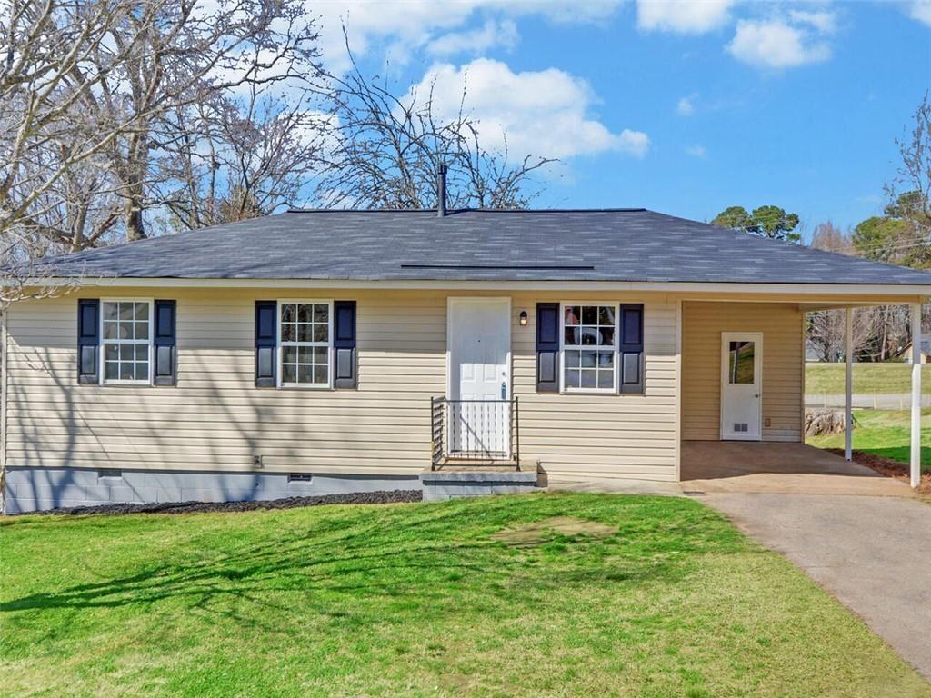 Photo of 4516 Briarwood Drive, Oakwood, GA 30566 (MLS # 6849410)