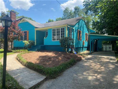 Photo of 1080 Gilbert Street SE, Atlanta, GA 30316 (MLS # 6892411)