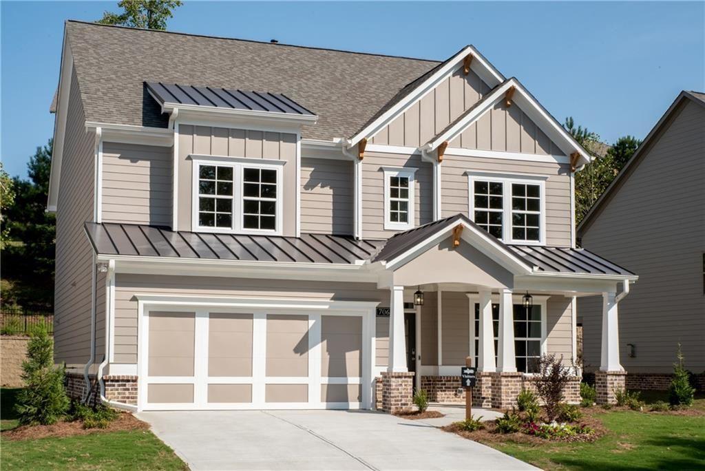 7066 Tree House Way, Flowery Branch, GA 30542 - #: 6739412