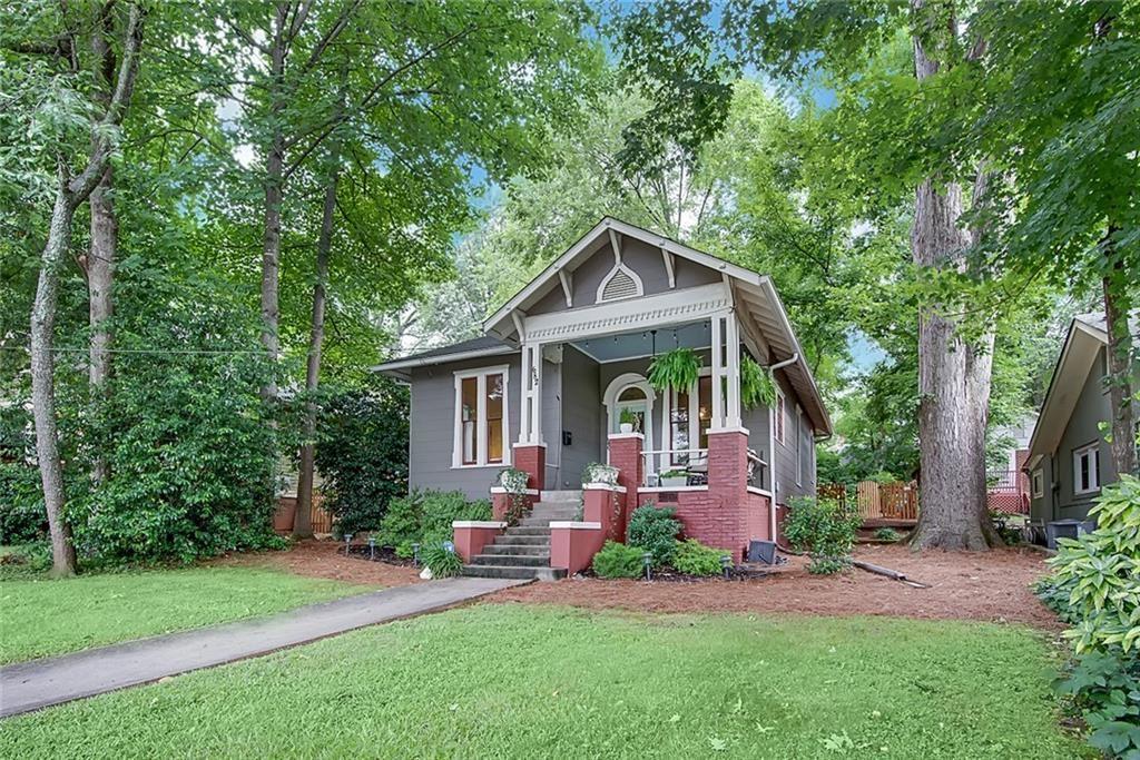 Photo of 682 Delmar Avenue SE, Atlanta, GA 30312 (MLS # 6914414)