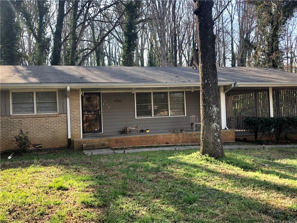 442 Colchester Drive, Stone Mountain, GA 30088 - MLS#: 6851419