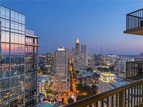 Photo of 1080 Peachtree Street NE #3105, Atlanta, GA 30309 (MLS # 6861421)