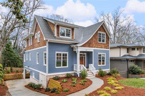 Photo of 401 Mimosa Drive, Decatur, GA 30030 (MLS # 6842422)