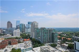Tiny photo for 860 Peachtree Street NE #2215, Atlanta, GA 30308 (MLS # 6596423)