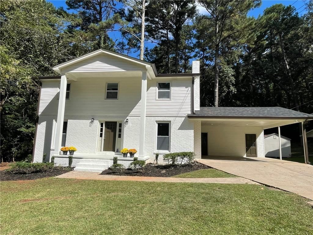 Photo of 2832 Riderwood Drive, Decatur, GA 30033 (MLS # 6950424)