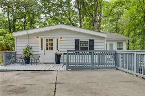 Photo of 528 Oak Grove Road, Dawsonville, GA 30534 (MLS # 6744425)