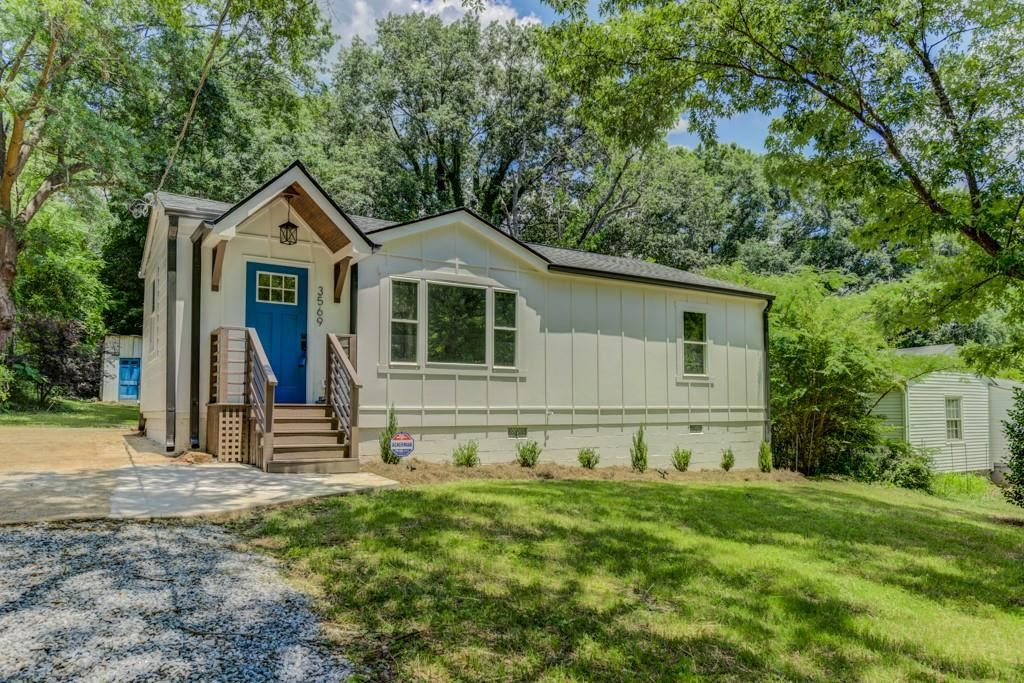 Photo for 3569 Orchard Circle, Decatur, GA 30032 (MLS # 6583425)