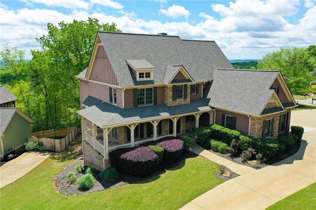 201 Fountain Oak Way, Canton, GA 30114 - #: 6710425